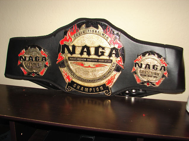 NAGA Belt Raffle    Enter For You Chance To Win