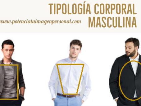 Tipología corporal masculina