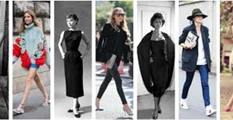 Los estilos de vestir de la mujer de acuerdo a la personalidad