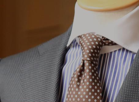 Cómo vestir correctamente un traje para el trabajo