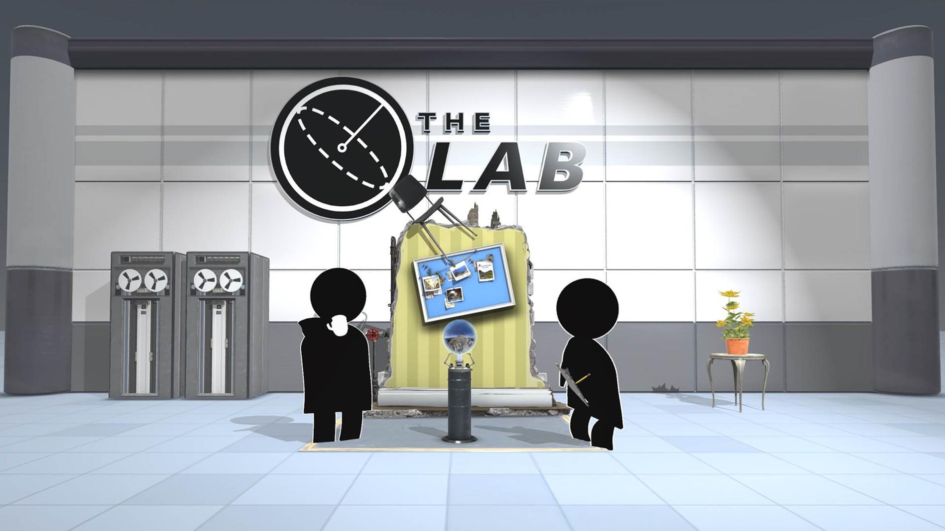 The LAB игра