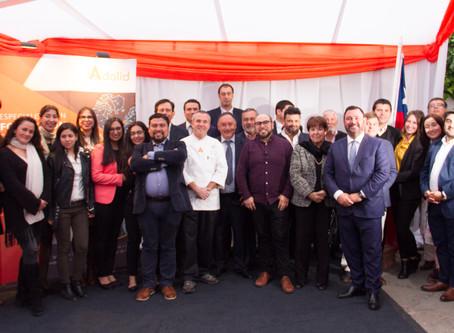Adalid Chile inaugura su nueva Casa Matriz en la Región Metropolitana.