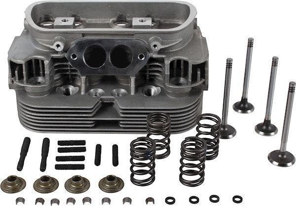 Zylinderkopf komplett mit Ventilen für VW Käfer und T2