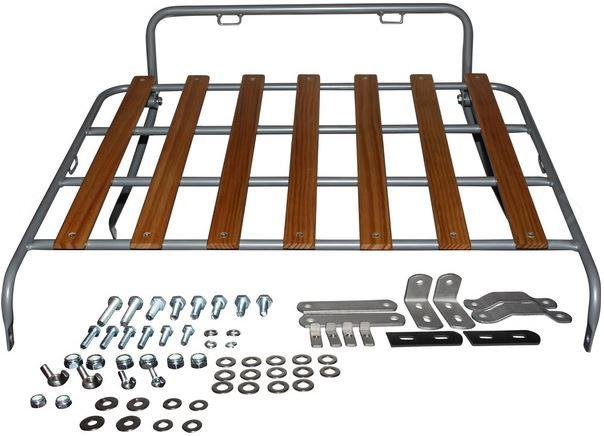 Heckgepäckträger Stahl-Holz | VW Käfer