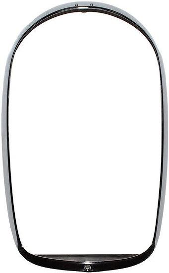 Chromringe für Mercedes Benz Pagode W113 Scheinwerfer