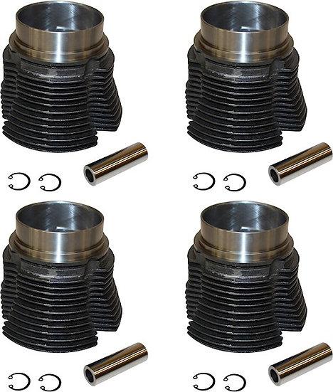 Kolben Zylindersatz | gegossen | 77mm Bohrung | 64mm Hub | VW Käfer 1.2