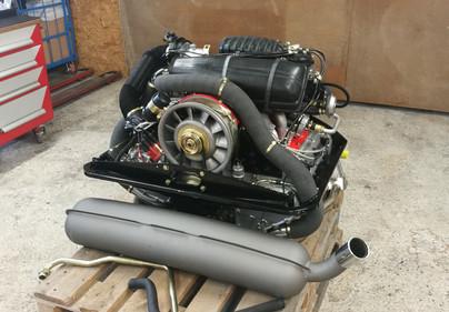 Porsche 911 3.0SC Motor