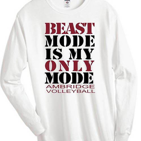 Beast Mode LS - Ambridge Volleyball