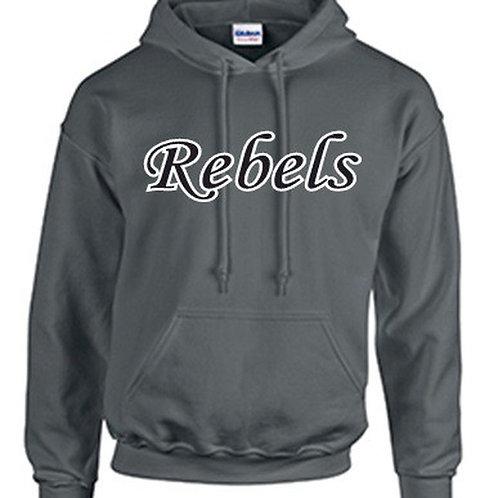 Hoodie - Rebels Softball