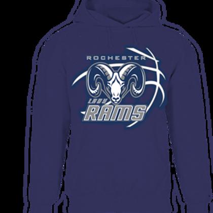 Hoodie - Rochester Basketball