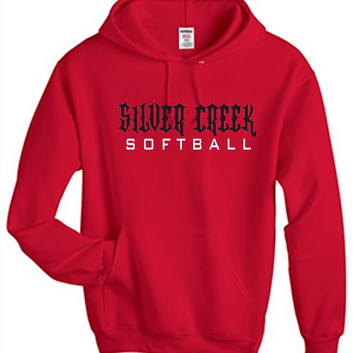 Hoodie - Silver Creek Softball