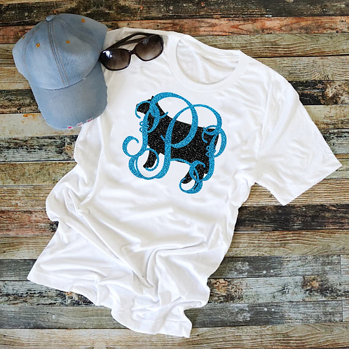 Heifer Monogram T-Shirt