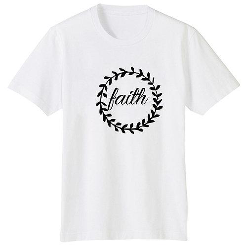 Faith Wreath T-Shirt