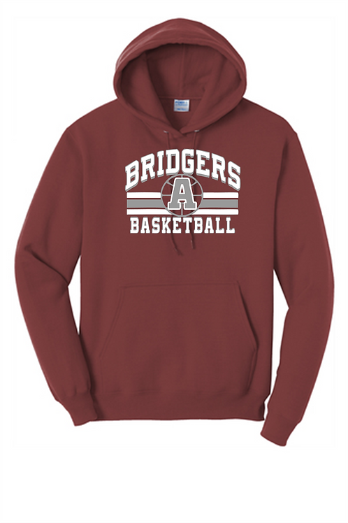 Ambridge Basketball Hoodie - Ambridge Lady Bridgers Basketball