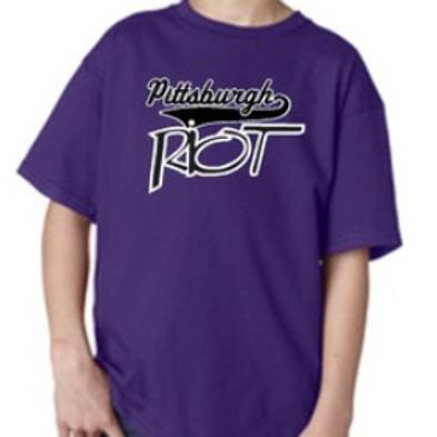 Short Sleeve T-Shirt - Riot Softball