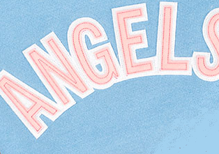 angel applique