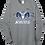 Thumbnail: Long Sleeve T-Shirt - Rochester Basketball