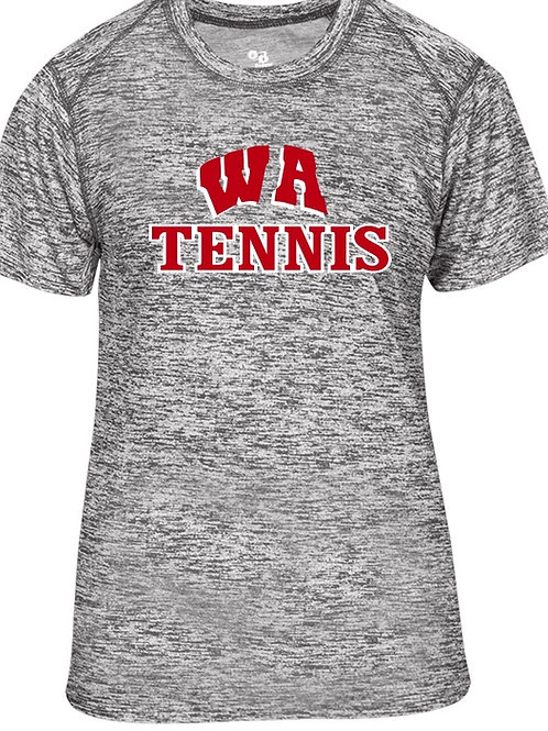 Ladies Blend Short Sleeve - West Allegheny Tennis
