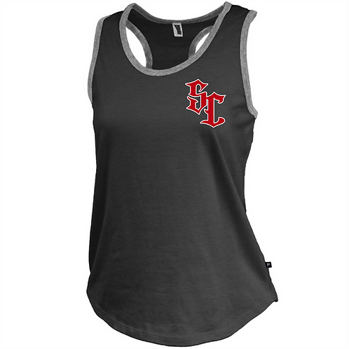 Women's Racerback - Silver Creek Softball