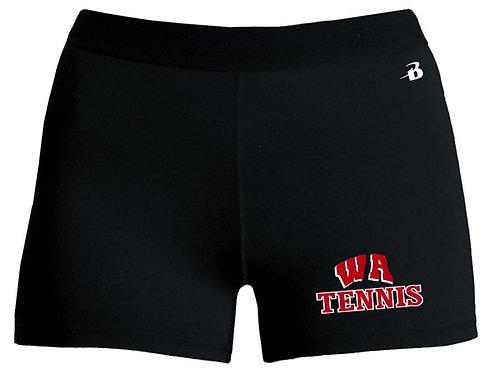 Ladies Compression Shorts - West Allegheny Tennis