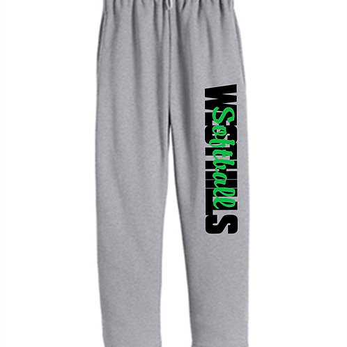 Sweat Pants - West Hills Softball