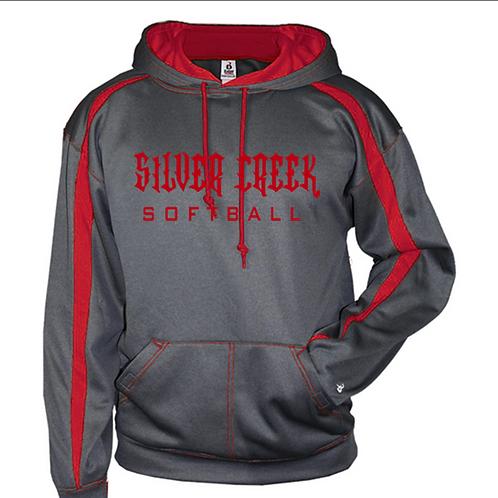 Fusion Hoodie - Silver Creek Softball