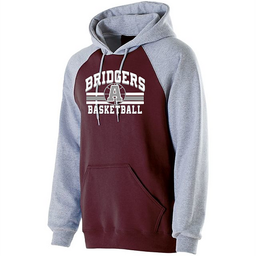 Banner Hoodie - Ambridge Lady Bridgers Basketball
