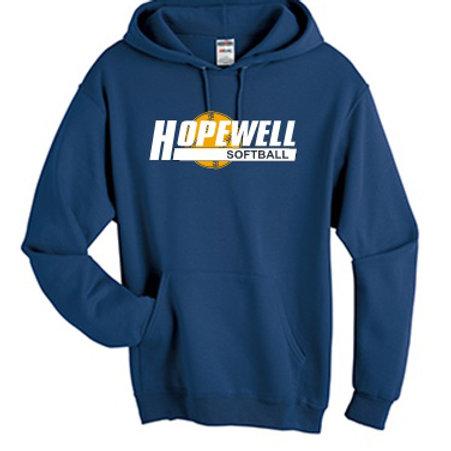 Hoodie - Hopewell Softball