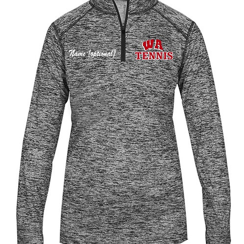 Ladies Blend Pullover - West Allegheny Tennis