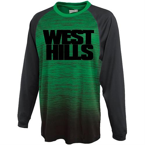 Gradient Pullover - West Hills