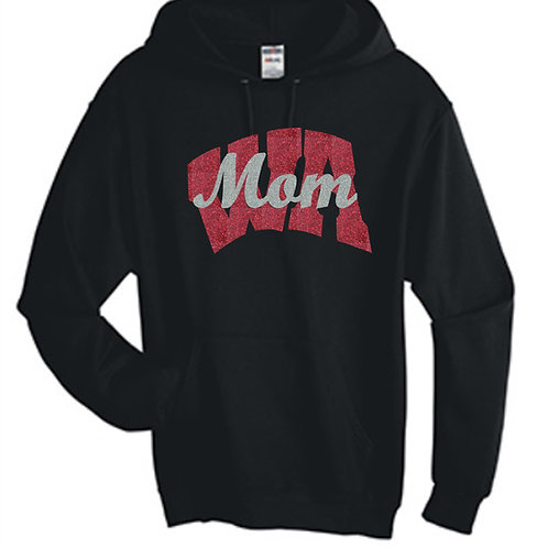 Hoodie WA Mom -  West Allegheny Inline Hockey