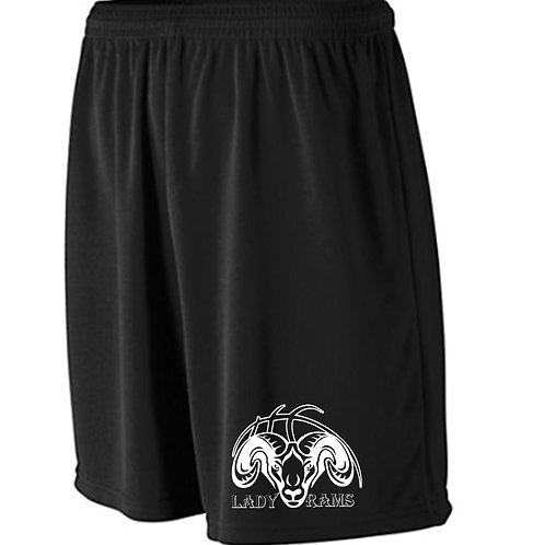 Navy Blue Basketball Shorts - Rochester Basketball