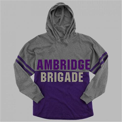 2 Color Hoodie - Ambridge Brigade