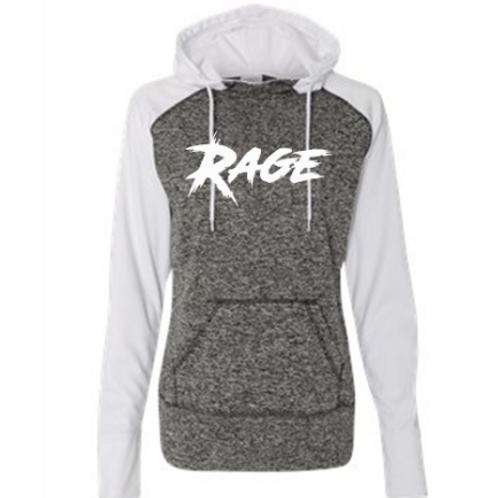 Rage Womens Colorblock Cosmic Fleece