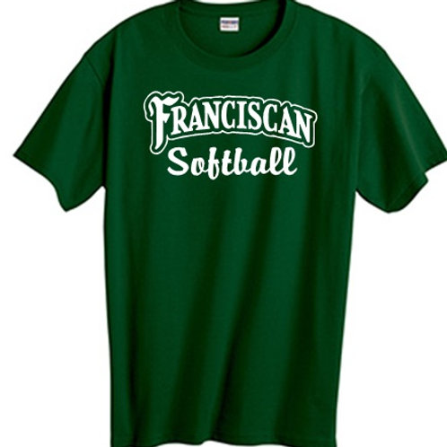 Dri Fit Short Sleeve T-Shirt - Franciscan