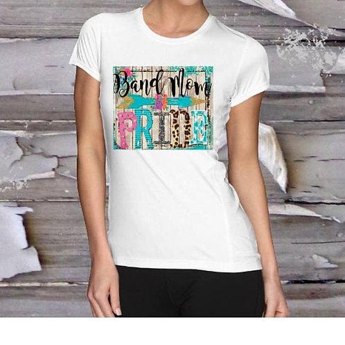 Band Mom Pride T-Shirt