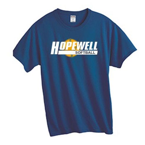Dri Fit Short Sleeve T-Shirt - Hopewell Softball
