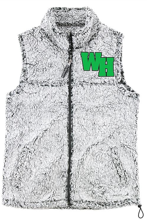 Sherpa Vest - West Hills Softball