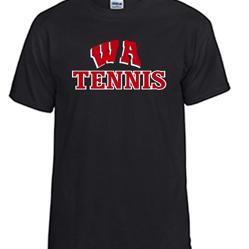T-Shirt - West Allegheny Tennis