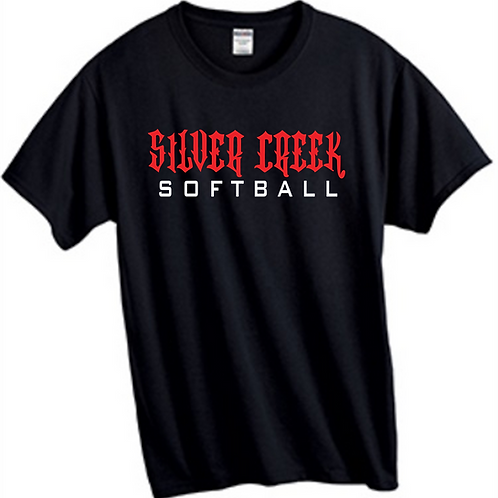 Short Sleeve T-Shirt - Silver Creek