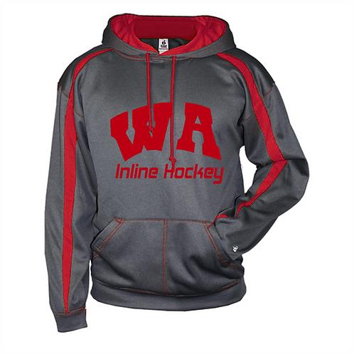 Fusion Hoodie - West Allegheny Inline Hockey