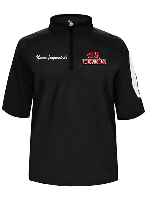 Sideline S/S Pullover - West Allegheny Tennis