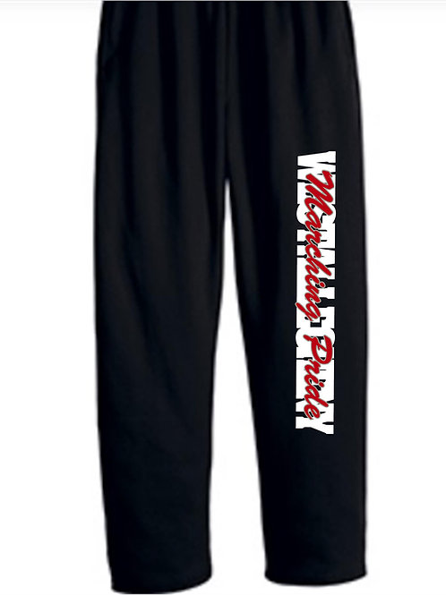 Unisex Sweat Pants - West Allegheny Band