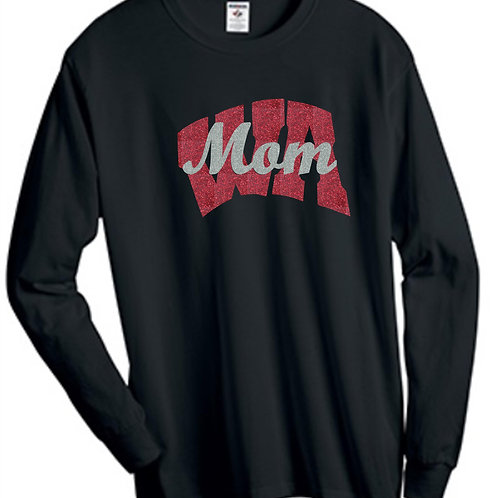 Long Sleeve T-Shirt WA Mom -  West Allegheny Band