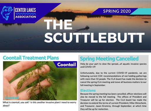 The Scuttlebutt - Spring 2020