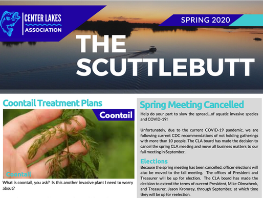 The Scuttlebutt - Spring 2020