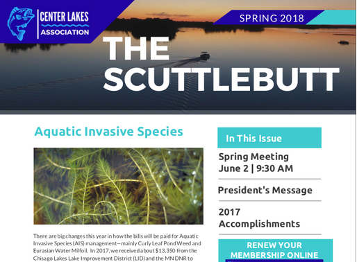 The Scuttlebutt - Spring 2018