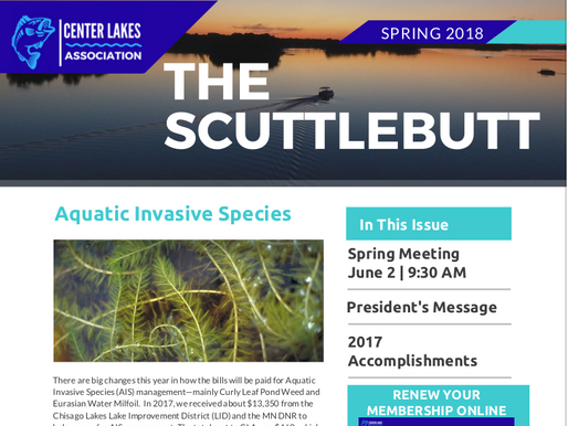 The Scuttlebutt - Spring 2018