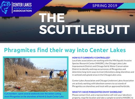 The Scuttlebutt - Spring 2019