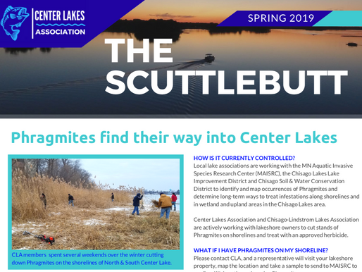 The Scuttlebutt - Spring 2019
